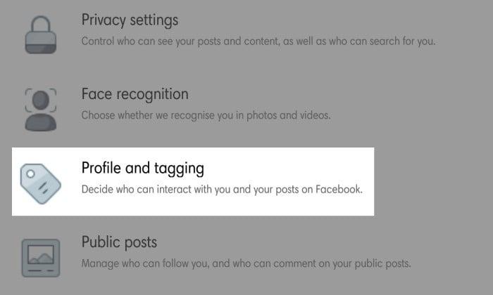 Cara Menghapus Menghilangkan Tag di Facebook 9