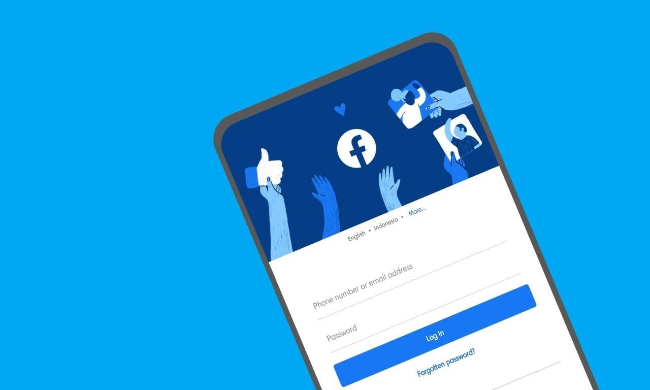 Cara Menghapus Menghilangkan Tag di Facebook Header