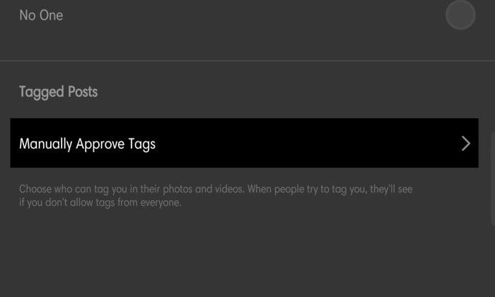 Cara Menghapus dan Menyembunyikan Tag Instagram - 7
