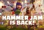 Clash of Clans Hammer Jam
