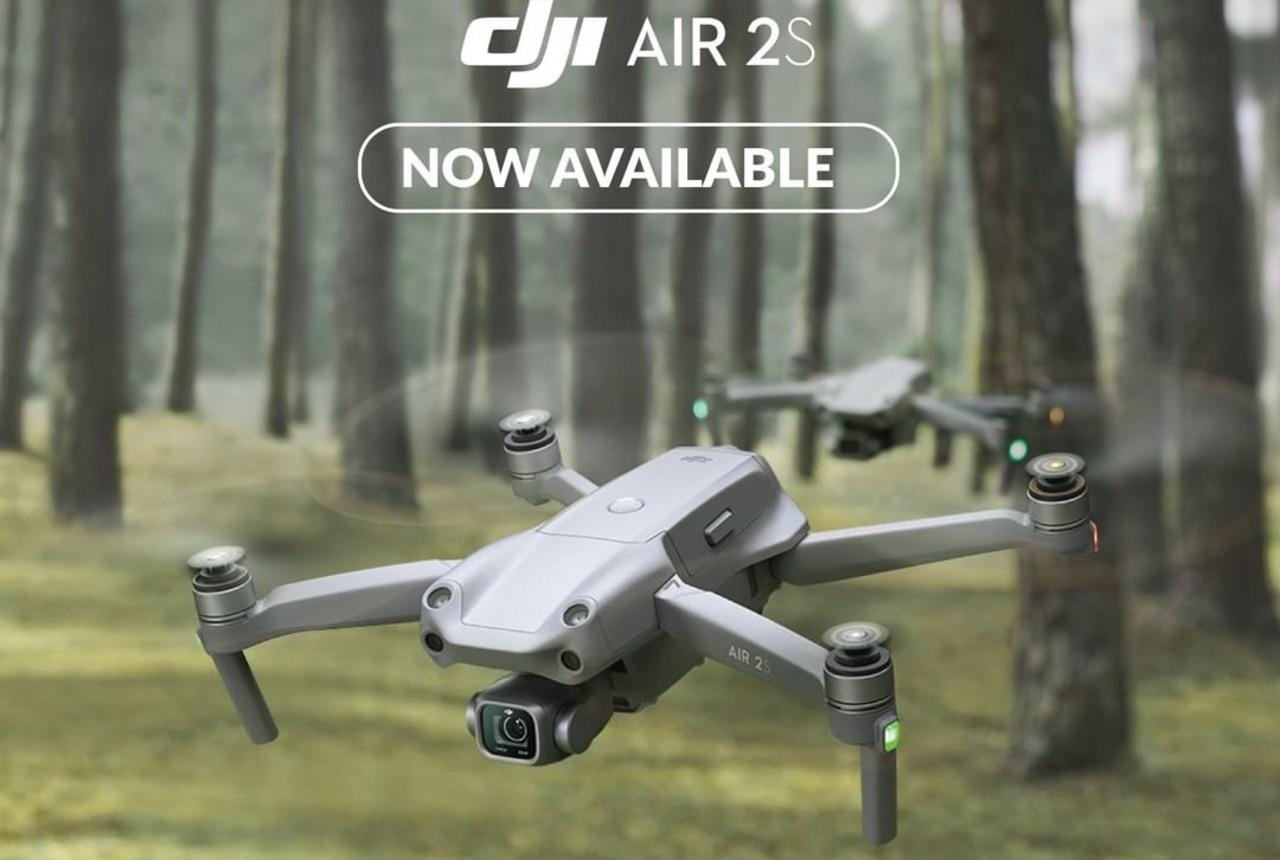 DJI Air 2S Vs DJI Mavic Air 2 Header