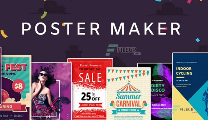 Flyers, Poster Maker, Graphics Design, Banner Maker