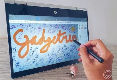HP ProBook x360 435 G7 Stylus