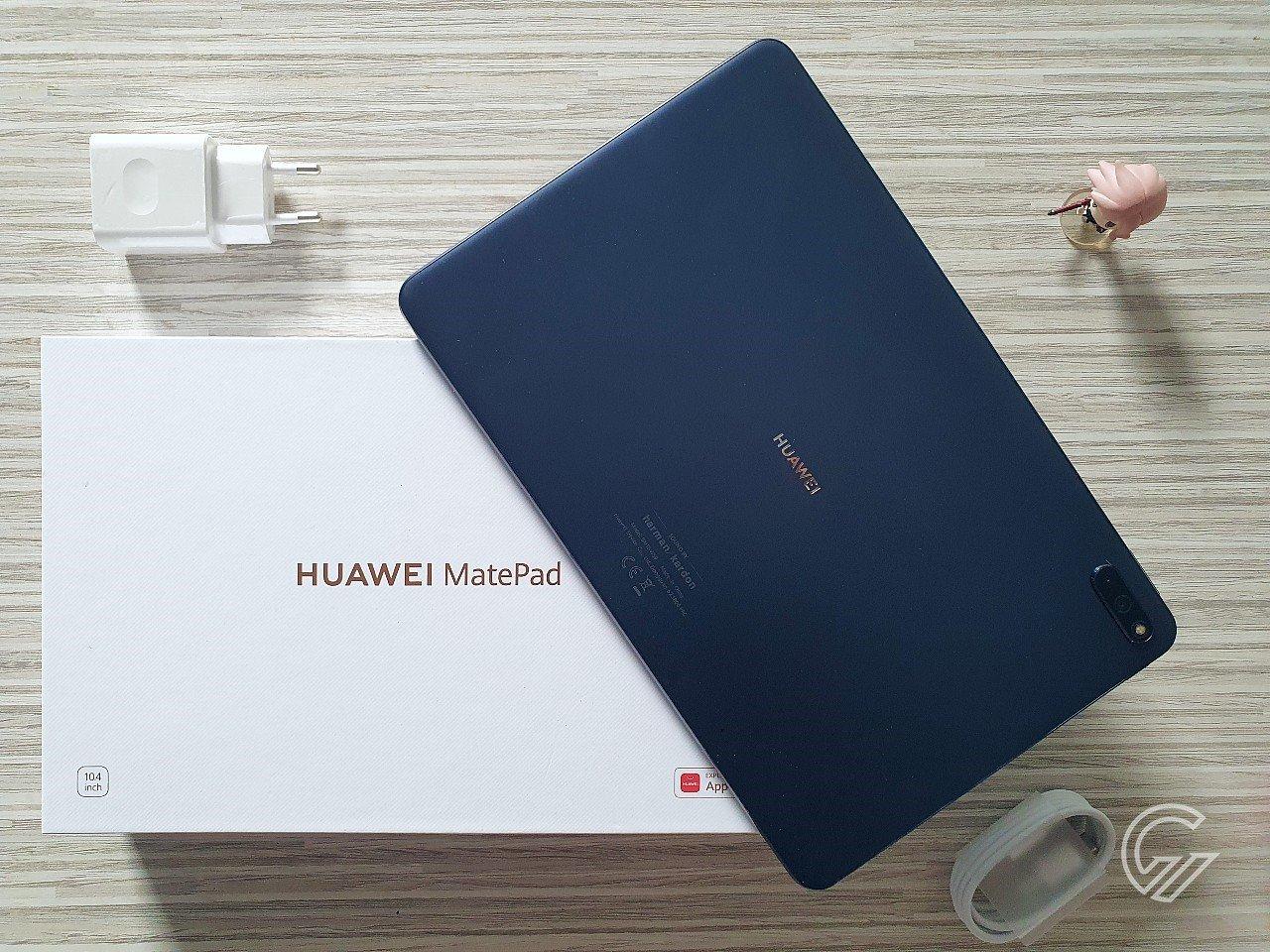 Review HUAWEI MatePad Header
