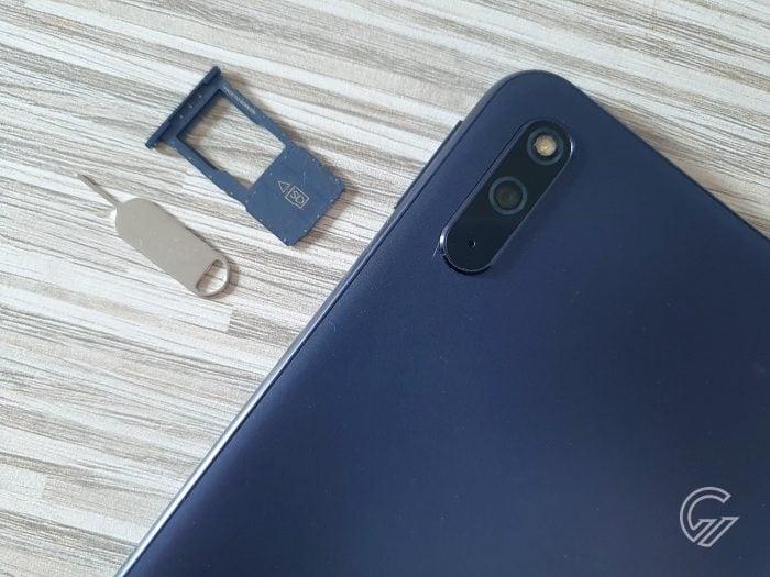HUAWEI MatePad Kamera