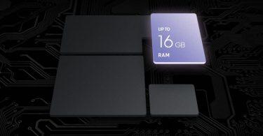 Handphone RAM 16GB