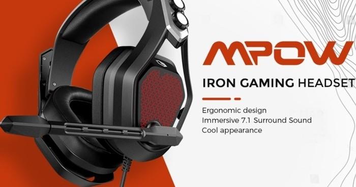 MPOW Iron Gaming