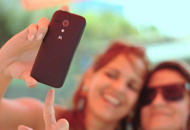 Moto Selfie