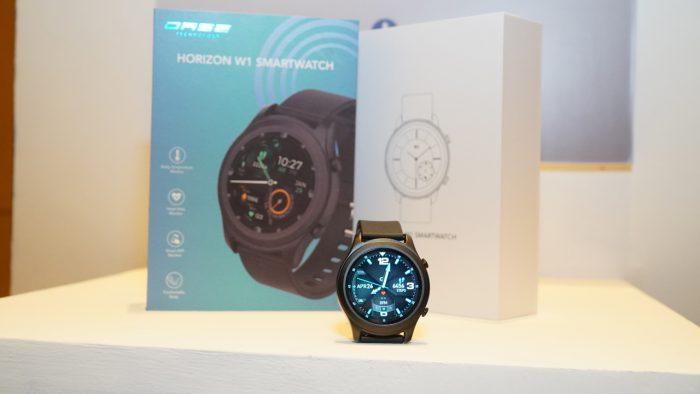 OASE Smartwatch Horizon W1 Box