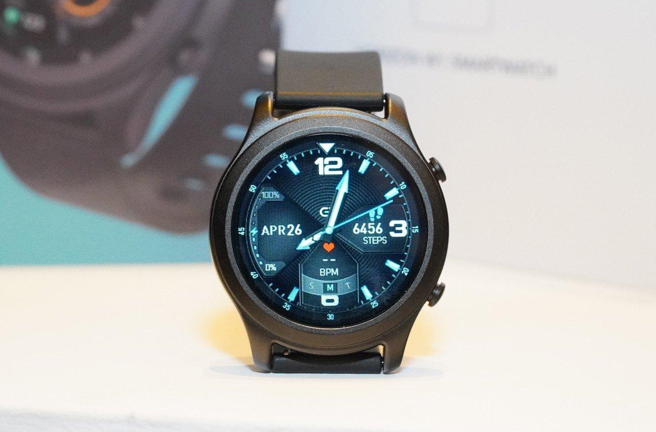 OASE Smartwatch Horizon W1 Feature