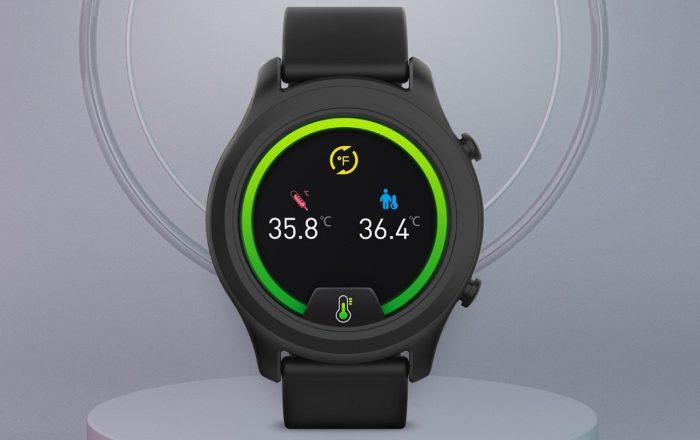 OASE Smartwatch Horizon W1 Depan