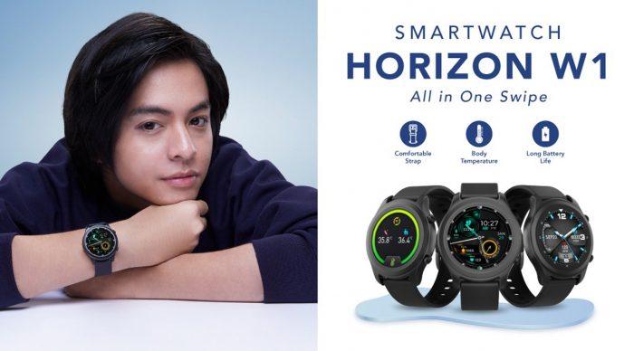 OASE Smartwatch Horizon W1 fitur