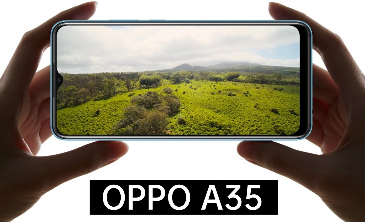 OPPO A35 Feature