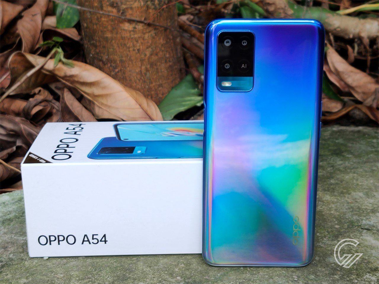 Review OPPO A54 Header