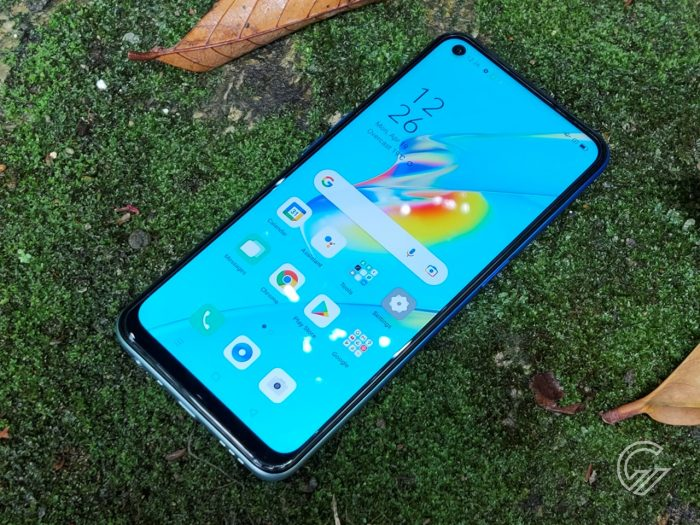 OPPO-A54 Display