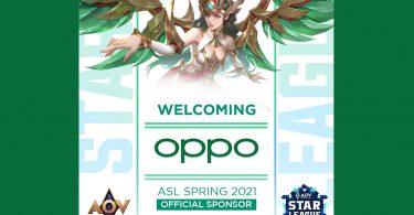 OPPO ASL 2021 Spring