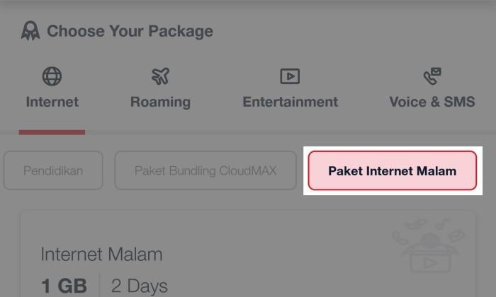 Paket Sahur Telkomsel - 2