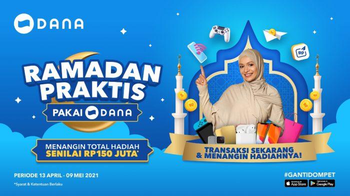 Ramadan Praktis Pakai Dana