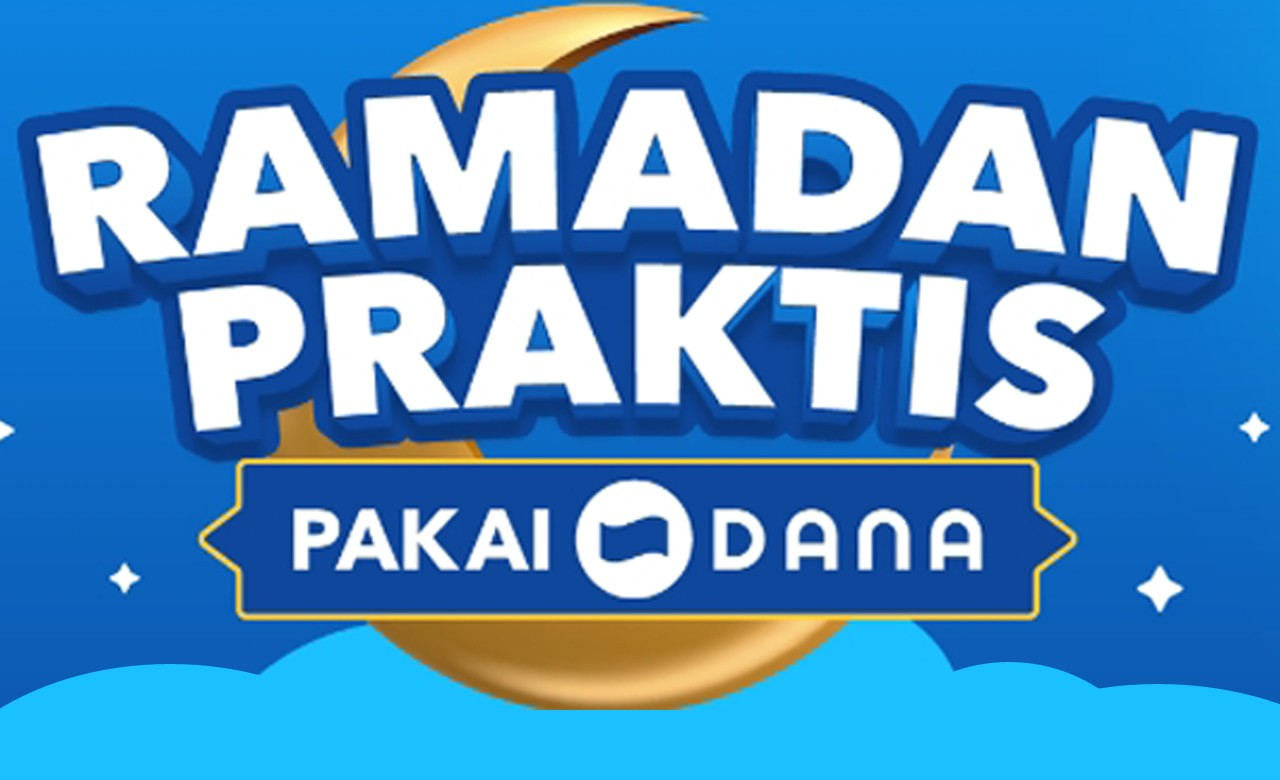 Ramadan Praktis Pakai Dana Feature
