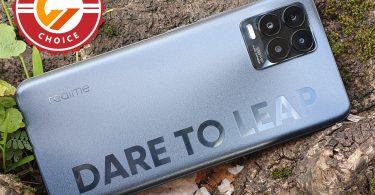 Realme 8 Pro Editors Choice