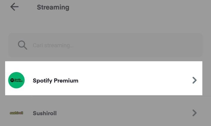 Redeem OVO 3 Bulan Spotify Premium 4