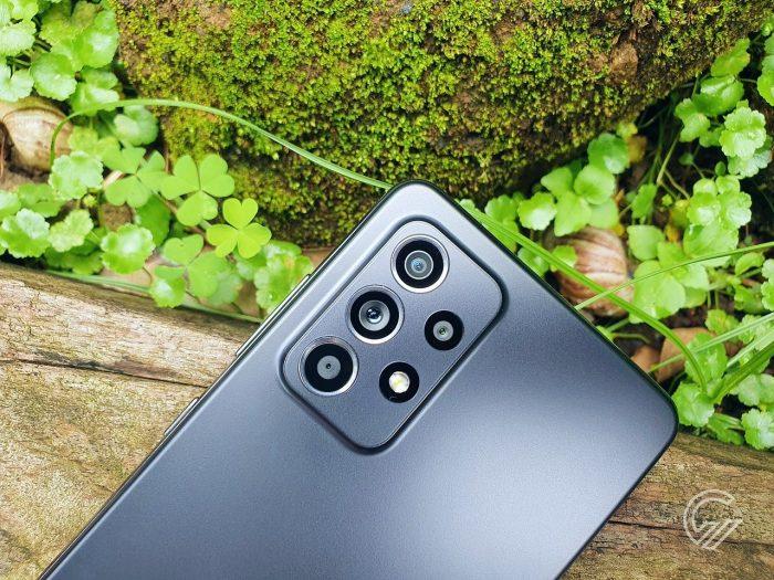 Redmi Note 10 Pro Vs Samsung Galaxy A52 Kamera