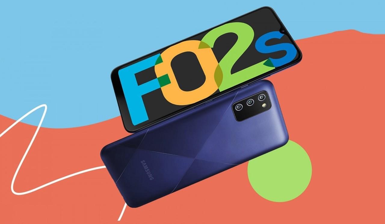Samsung Galaxy F02s Feature