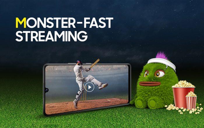 Layar Samsung Galaxy M42 5G