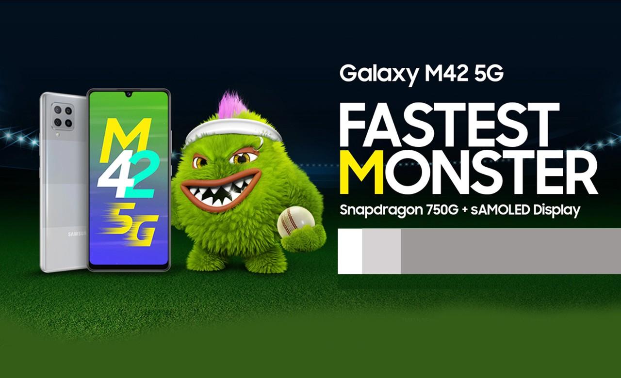 Fitur Samsung Galaxy M42 5G