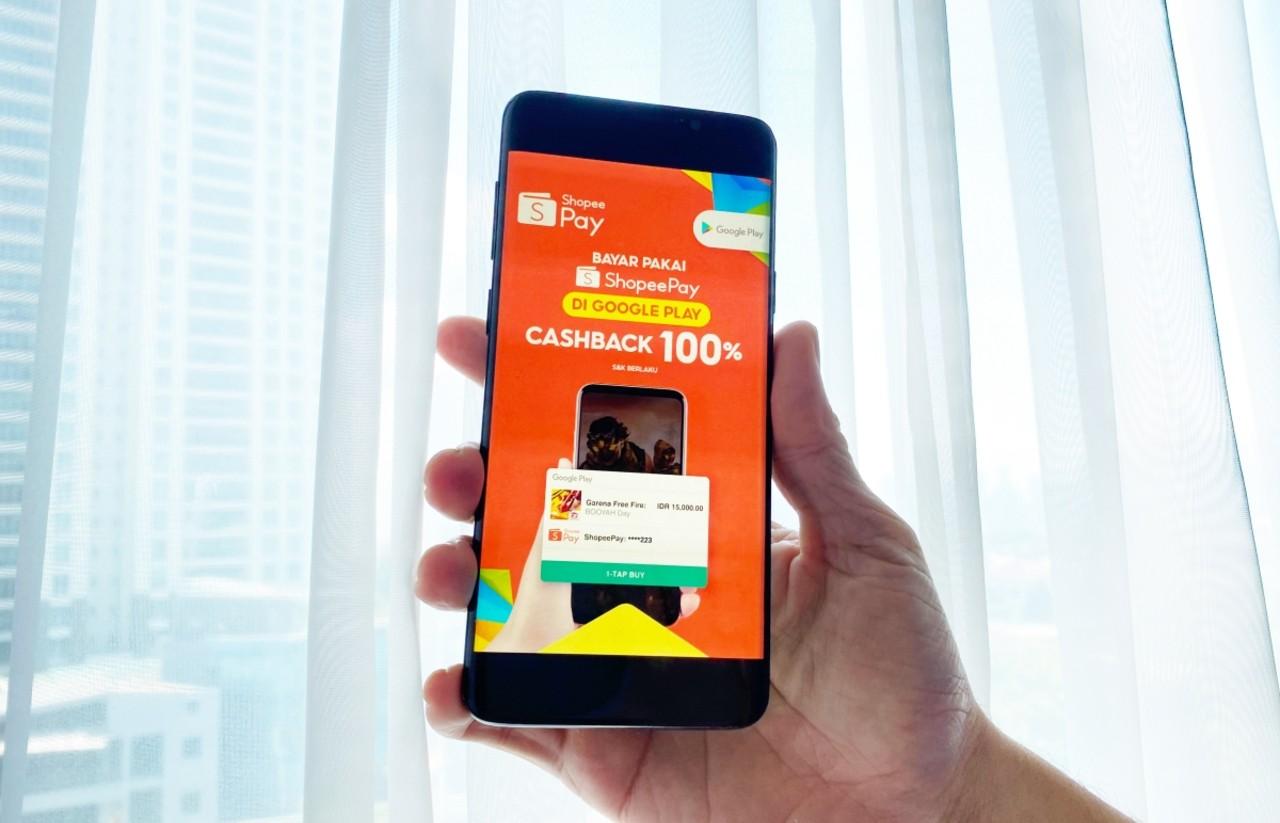 ShopeePay-Umumkan-Integrasi-dengan-Google-Play-Store