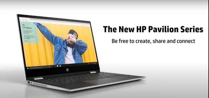 The New HP Pavilion Series