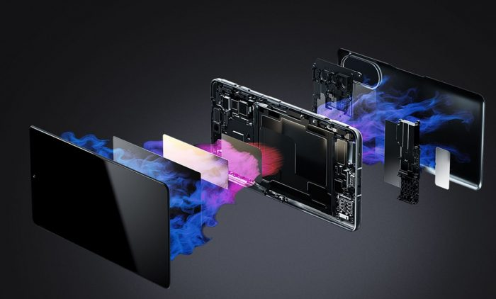 Xiaomi Redmi K40 Gaming Edition Cooling