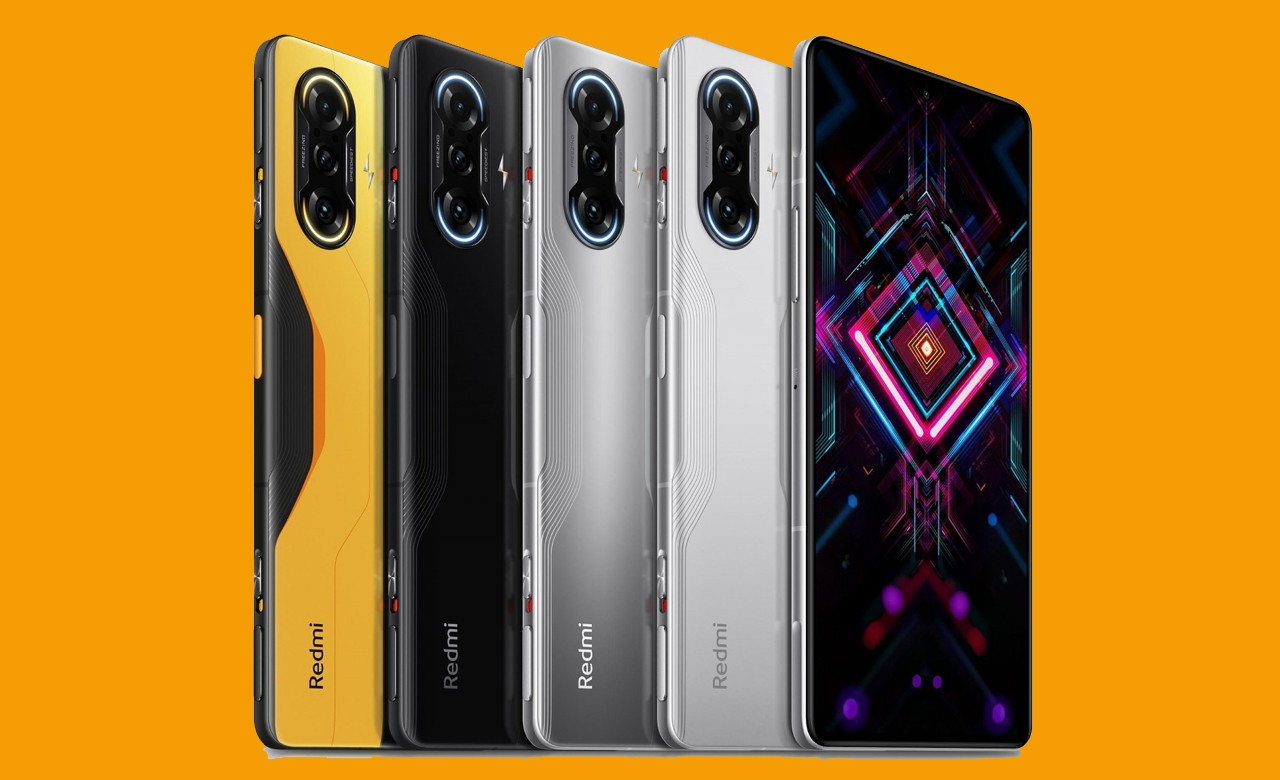 Xiaomi Redmi K40 Gaming Edition Feature