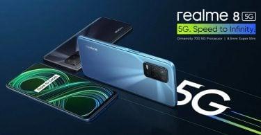 realme 8 5G Feature