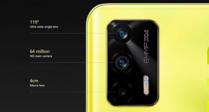 realme Q3 Pro Camera