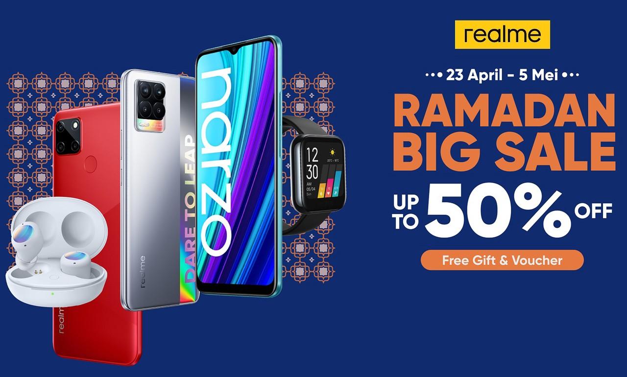 realme Ramadan Big Sale