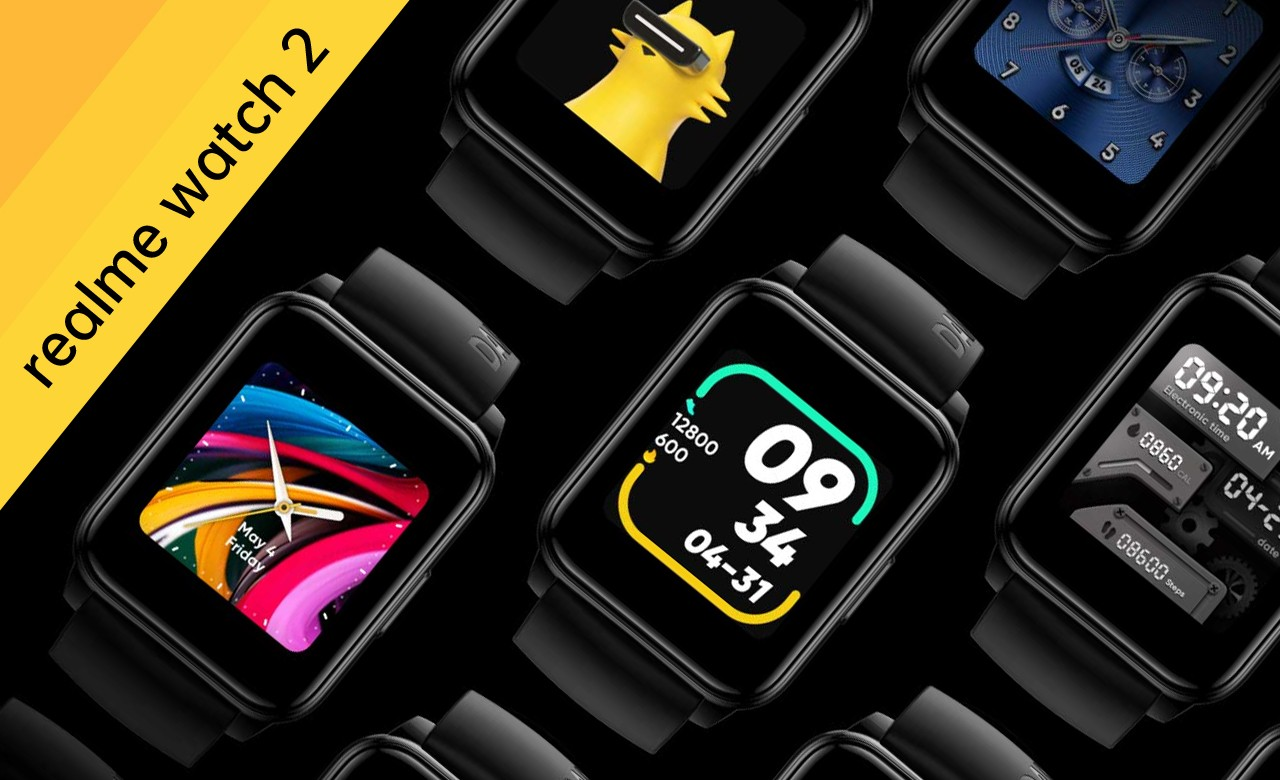realme watch 2 Feature