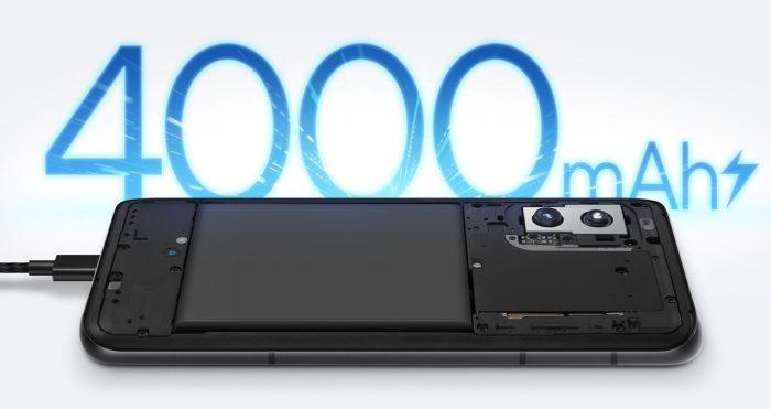 ASUS Zenfone 8 Battery