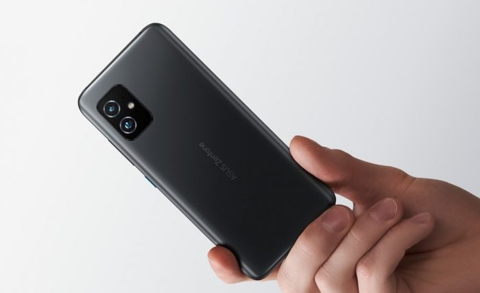 ASUS Zenfone 8 Camera