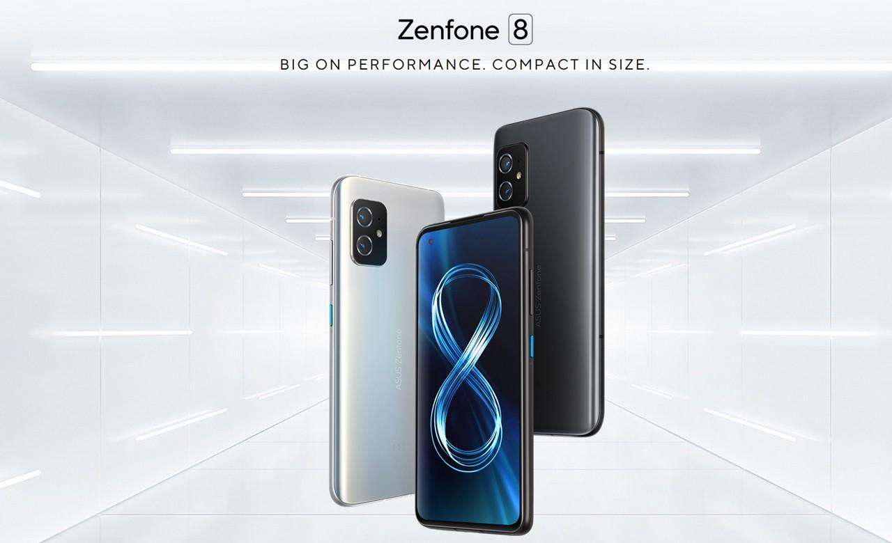 ASUS Zenfone 8 Feature