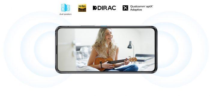 ASUS Zenfone 8 Flip Sound