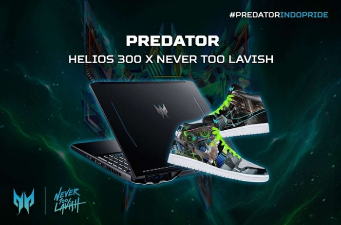 Acer Predator Helios 300 X NTL