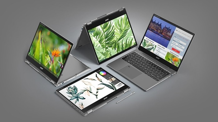 Acer Spin 5 Lite Convertible