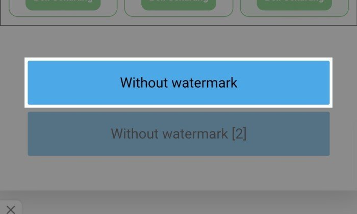 Cara Download TikTok Tanpa Watermark Tanpa Aplikasi 7