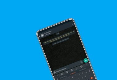 Cara Kirim Broadcast WhatsApp Header