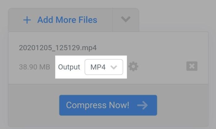 Cara Kompres Video - 3