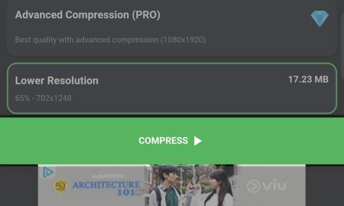 Cara Kompres Video 9