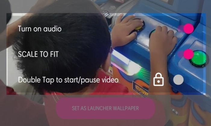 Cara Membuat Wallpaper Video Bergerak di Hp vivo - 4