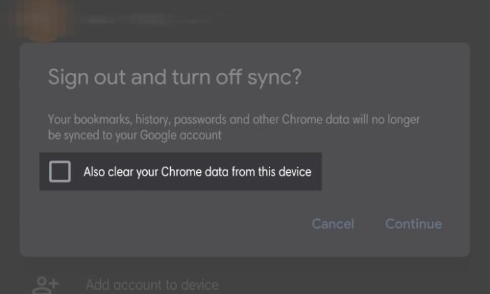 Punya Banyak Begini Cara Mengganti Akun Google Chrome Di Handphone Gadgetren