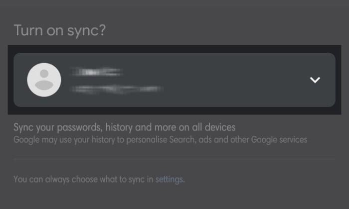 Cara Mengganti Akun Google Chrome di Hp - 7